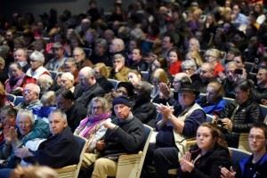 Hoosick Falls PFOA Water Contamination Meeting